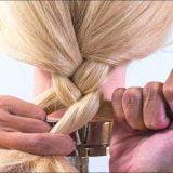 三つ編み 初心者 やり方